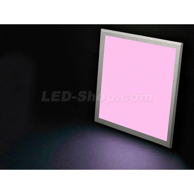 led licht panel 620x620 rgb 399 00. Black Bedroom Furniture Sets. Home Design Ideas