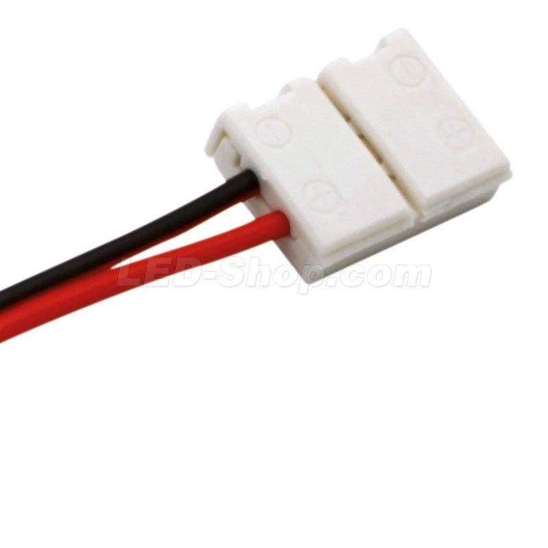 easy connect 8mm mono kabelverbinder 2 25. Black Bedroom Furniture Sets. Home Design Ideas