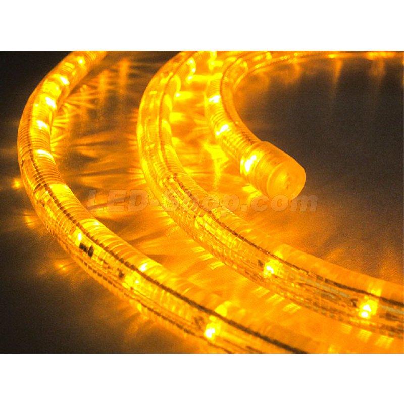 12v led lichtschlauch 13mm gelb 15m rolle 119 90. Black Bedroom Furniture Sets. Home Design Ideas