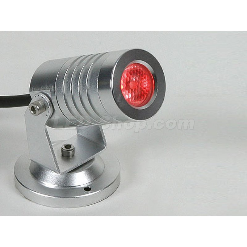 spot light ip65 1x 3 watt triled rgb 95 20. Black Bedroom Furniture Sets. Home Design Ideas
