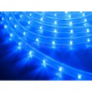 12V LED-Lichtschlauch 13mm blau 15m Rolle