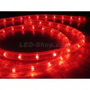 12V LED-Lichtschlauch 13mm rot 15m Rolle