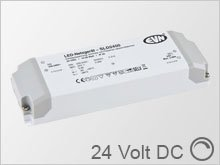 Power supply dimmable 24 V DC