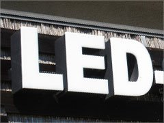 LED commercial signs