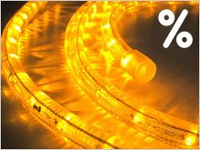 LED-Ropelight special offers