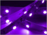LED-Strip farbig