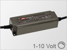 Power supplies dimmable 1-10V