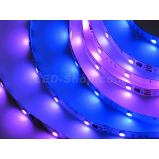 LED-Stripe 12V Rainbow digital 30/m 5m Rolle