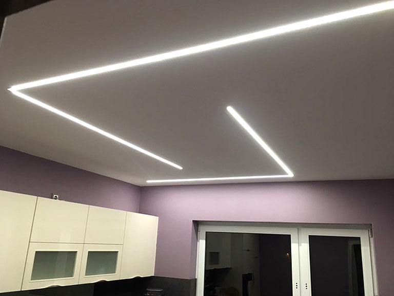 Küchenbeleuchtung mit LED
