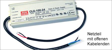 Hervorragend LED-Netzteil richtig anschliessen OS16
