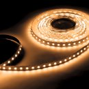 LED-Strip 12V superwarmweiß HD 5m Rolle Singlecut