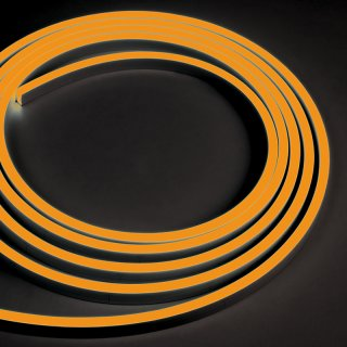 LED Flex-Tube Thin gelb (amber)
