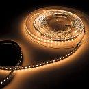 LED-Strip 24V superwarmweiß 1m Segmente CRI90