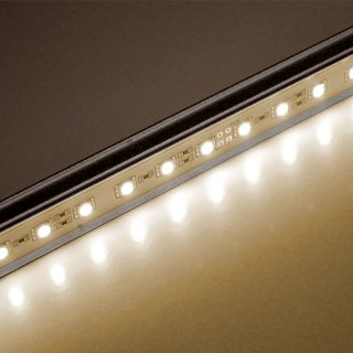 LED Alu Stripe S IP53 100cm warmweiß