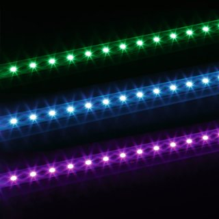 LED Alu Stripe IP53 SMD RGB 20cm