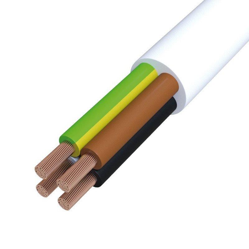 Wunderbar 4 Adriges Stromkabel Ideen Elektrische