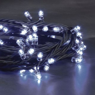 Lichterkette Cord-Light weiß 60 LEDs