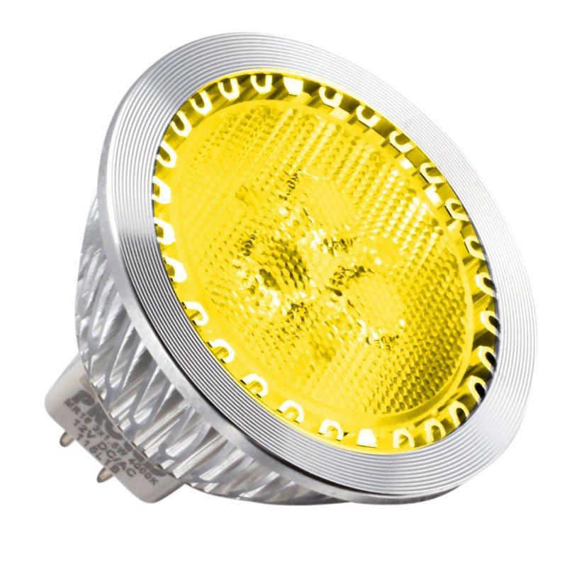 led leuchtmittel 12v 3w gelb 22 60. Black Bedroom Furniture Sets. Home Design Ideas