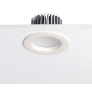 Downlight Sirius 80U w neutralweiß