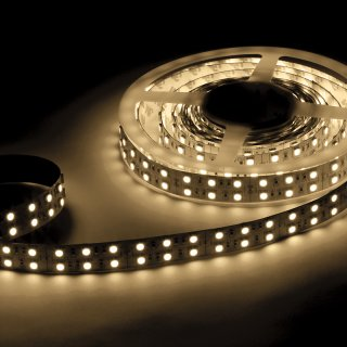 LED-Strip HD Double warmweiß 5m
