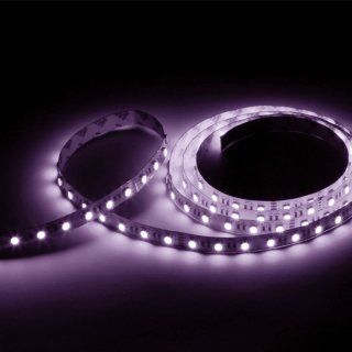LED-Stripe 24V RGB WW CRI80 60/m 5m Rolle