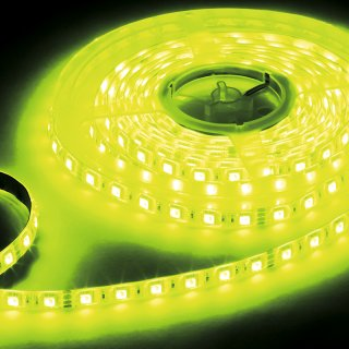 LED-Strip HD 24V RGB 5m Rolle IP53