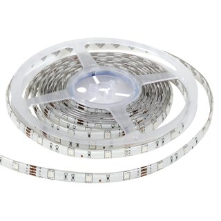 LED-Strip wasserfest 12V RGB 5m Rolle IP53