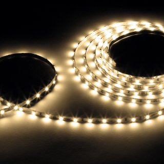 LED-Strip 12V warmweiß 5m Rolle Thin